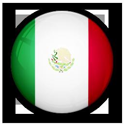 Mexico Flag Easy Blog